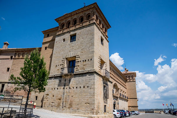 Castillo de los Calatravos Alcañiz