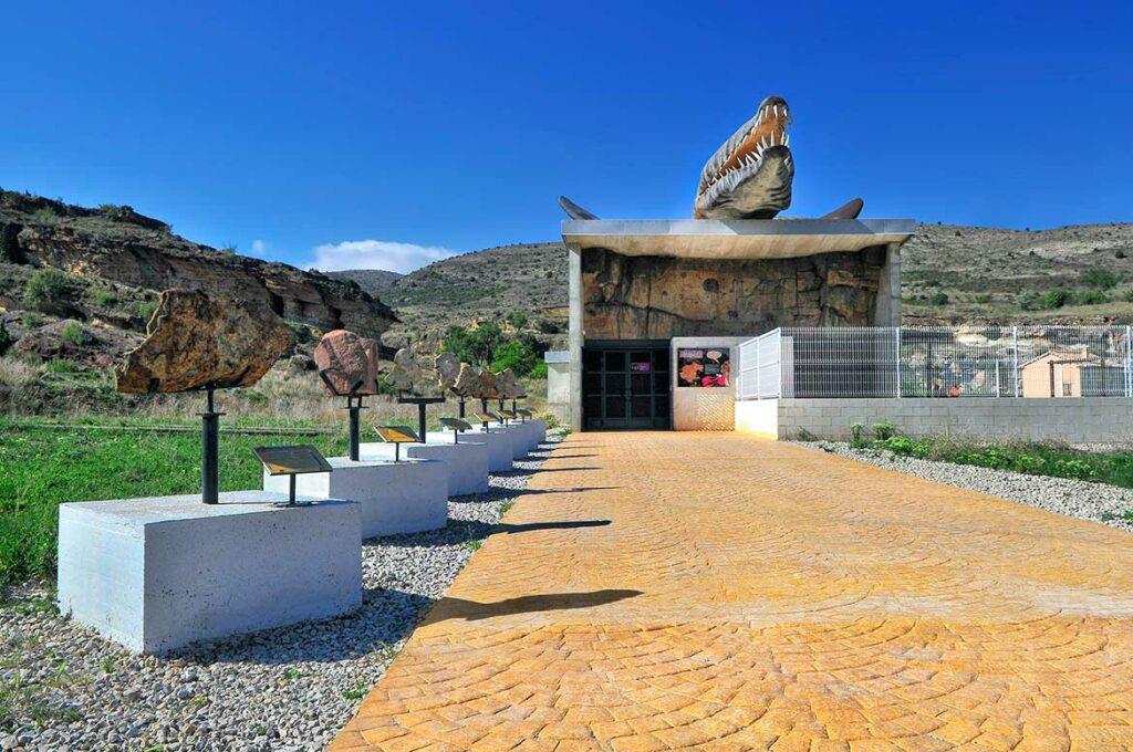 Sede de Dinópolis en Albarracín