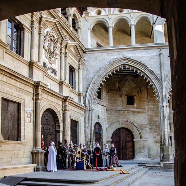Recreación histórica La Concordia Alcañiz