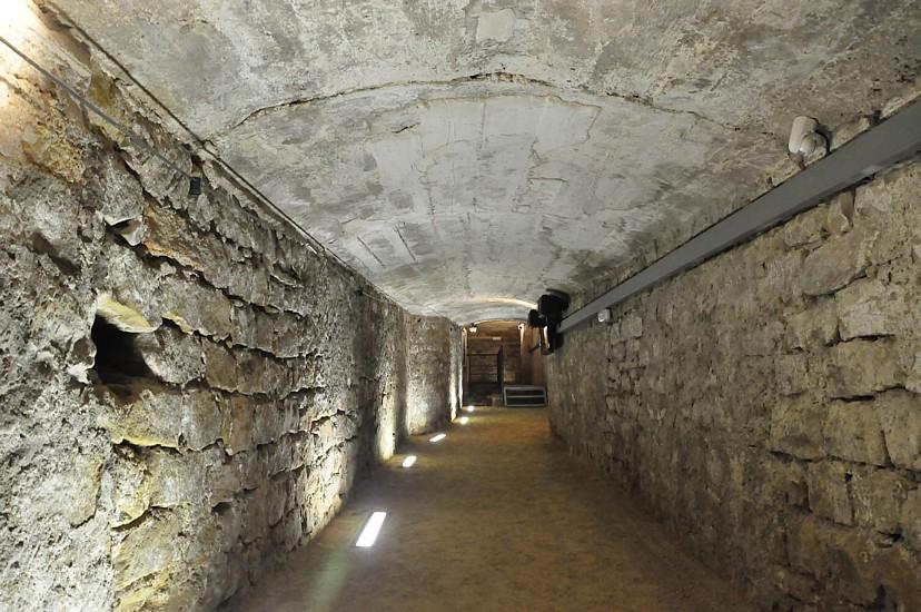 Refugio antiaéreo de Alcañiz