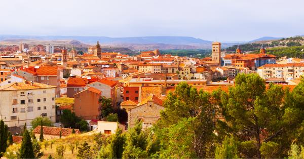 panoramica Alcañiz