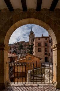 balcon de Albarracín plaza Mayor
