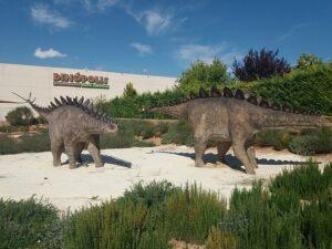 dinosaurios en dinopolis teruel