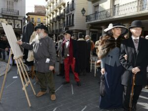 fiesta modernista en teruel capital