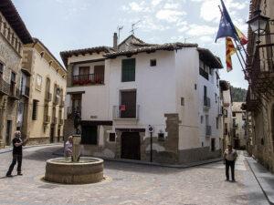 Plaza Mayor Rubielos de Mora