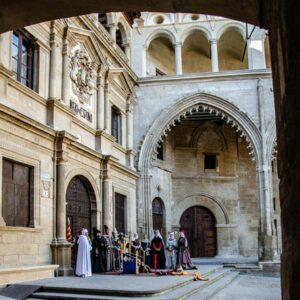 Recreación histórica La Concordia de Alcañiz