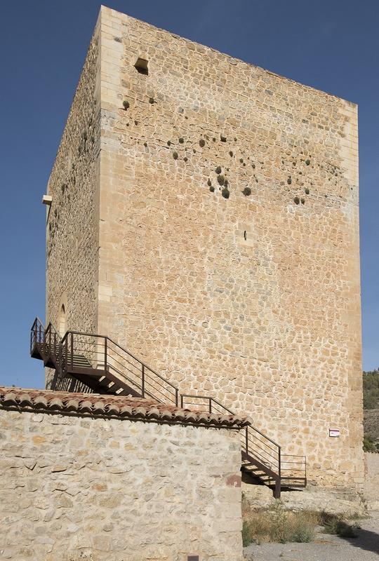 Torre Blanca de Albarracín