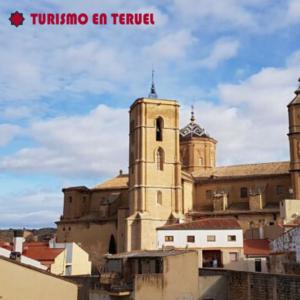 Torre gótica de Alcañiz