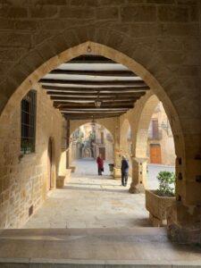 arcos plaza españa calaceite