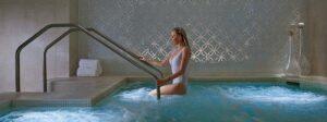 balneario segura de baños