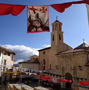 mercado medieval castellote