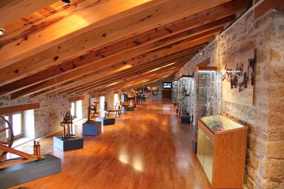 centro de interpretación textil e indumentaria