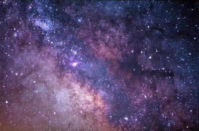 cielo estrellado andorra sierra de arcos