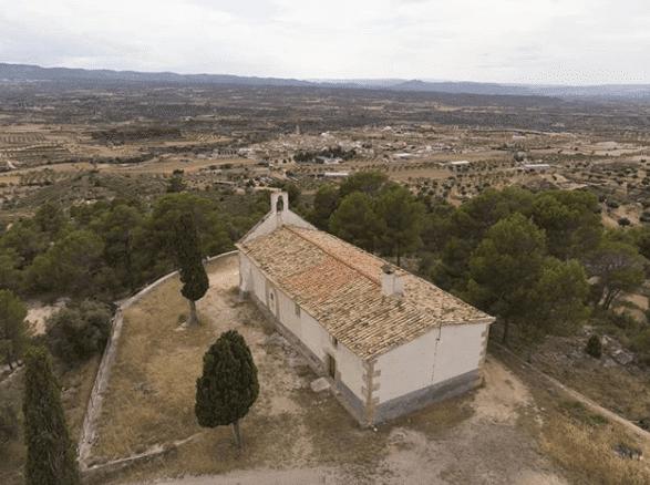 ermita torrecilla de alcañiz