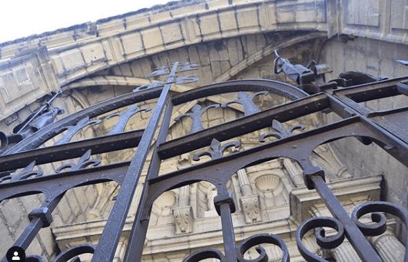 forja de la iglesia de rubielos de mora