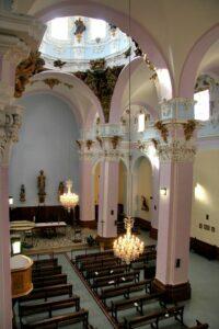 iglesia belmonte de san jose