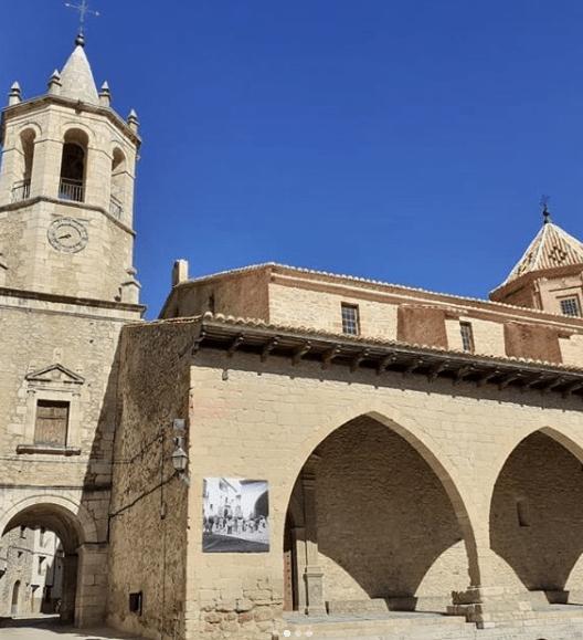 iglesia de cantavieja