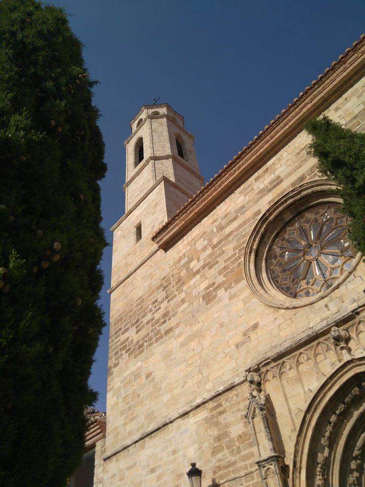 iglesia de san miguel castellote