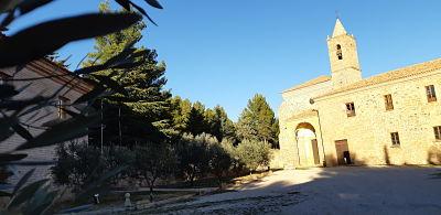 monasterio santa maria de el olivar