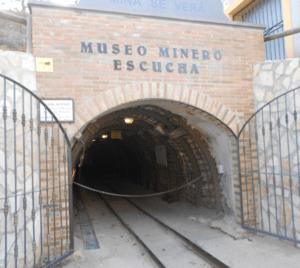 """museo minero de escucha """"Mina ya se verá"""""""