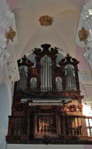 organo belmonte de san jose