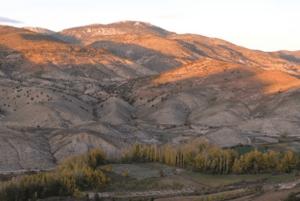 paisaje arcos de las salinas