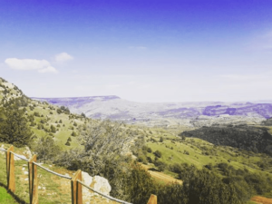 paisaje de cantavieja