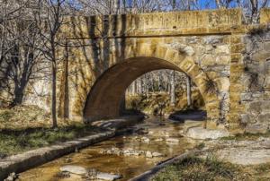 puente de piedra mora de rubielos