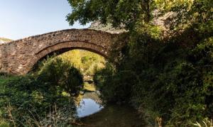 puente medieval linares de mora