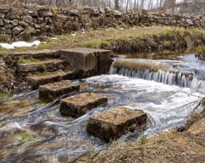 senda fluvial rio alcala