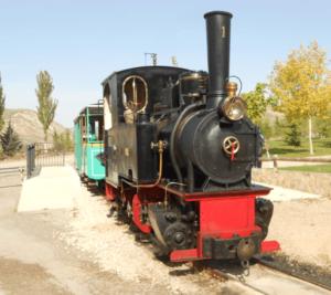 tren minero de utrillas