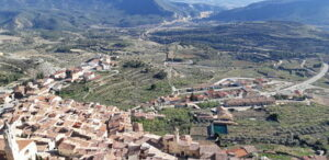 vistas castillo castellote