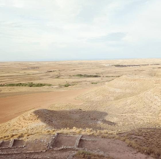 Yacimiento ibero azaila