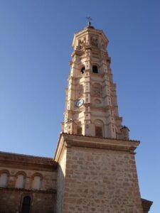 Torre Mudéjar Iglesia San Martín del Río
