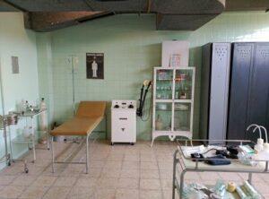 museo minero consulta médica