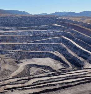 cráter minas de ariño