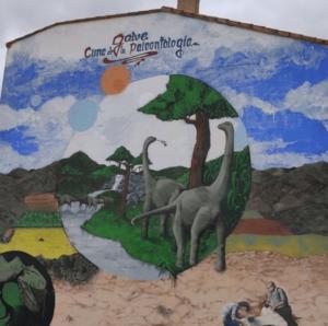 Galve cuna de la paleontología