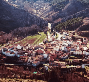 panoramica cañizar del olivar