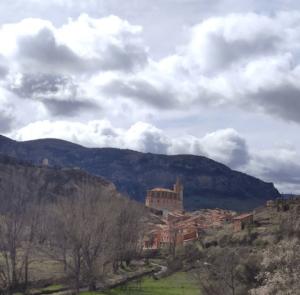 parque cultural rio martín en Montalbán