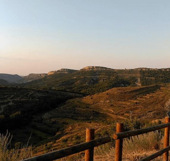 ruta senderista gargallo