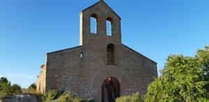 fachada ermita de San Miguel