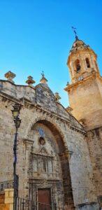 iglesia santa maria la mayor peñarroya de tastavins