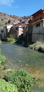 rio martin en peñasrroyas