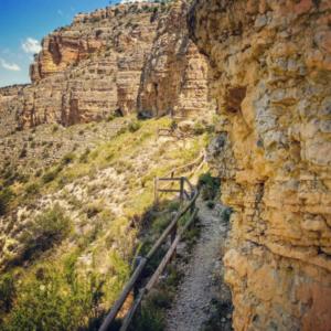 ruta acueducto romano gea de albarracín