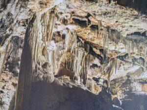 estalactitas grutas de cristal