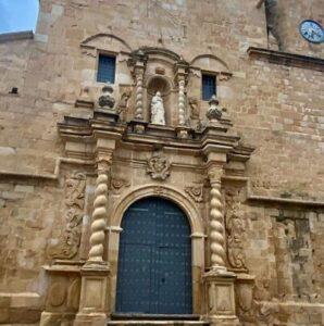 iglesia San Bartolomé Beceite
